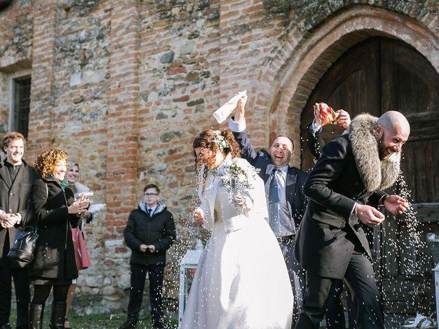 Il matrimonio di Giulio e Giusy a Pavia, Pavia 72