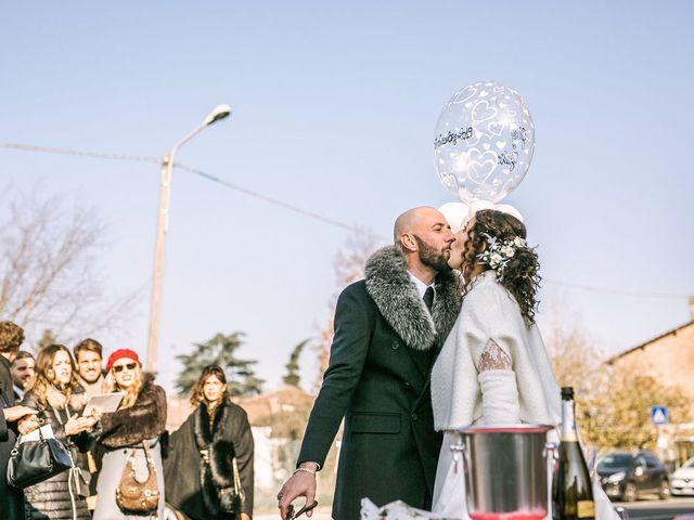 Il matrimonio di Giulio e Giusy a Pavia, Pavia 76