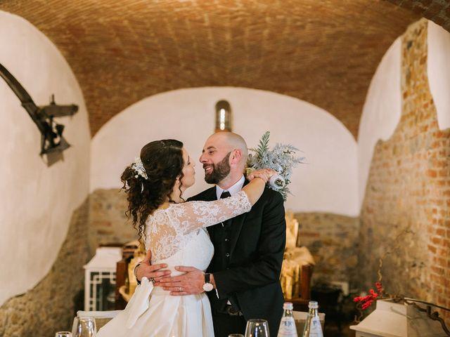 Il matrimonio di Giulio e Giusy a Pavia, Pavia 95