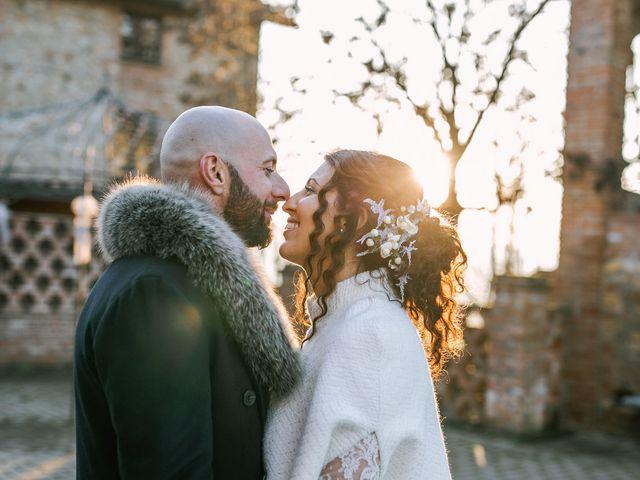 Le nozze di Giusy e Giulio