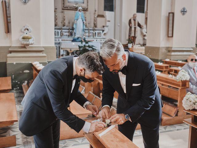 Il matrimonio di Giovanni e Elsa a Ceglie Messapica, Brindisi 20