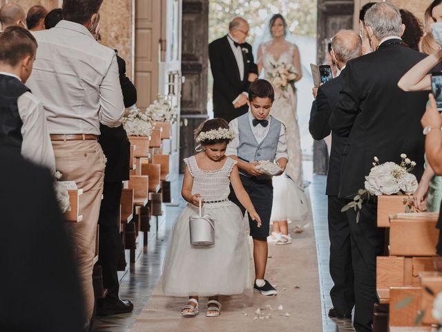 Il matrimonio di Giovanni e Elsa a Ceglie Messapica, Brindisi 24