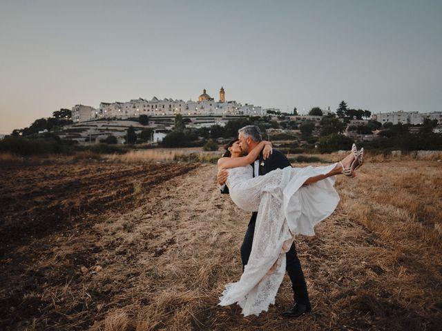 Il matrimonio di Giovanni e Elsa a Ceglie Messapica, Brindisi 34
