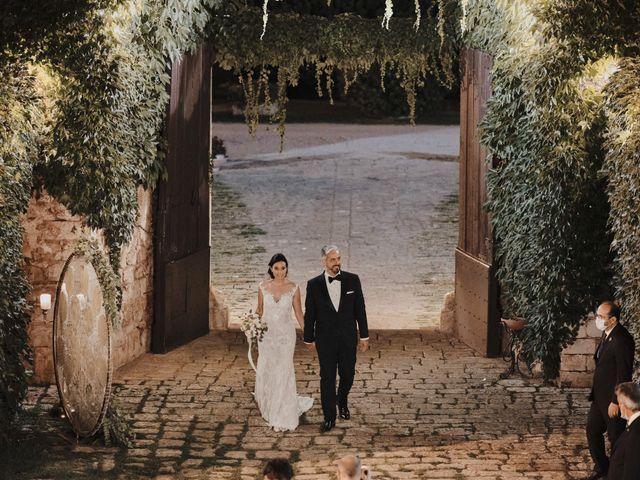 Il matrimonio di Giovanni e Elsa a Ceglie Messapica, Brindisi 45