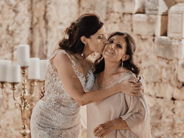 Il matrimonio di Giovanni e Elsa a Ceglie Messapica, Brindisi 48