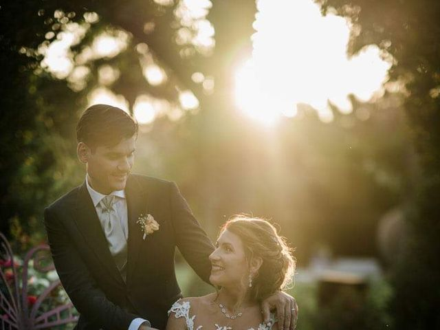 Il matrimonio di Antonio e Giusy Carmen a Baragiano, Potenza 1