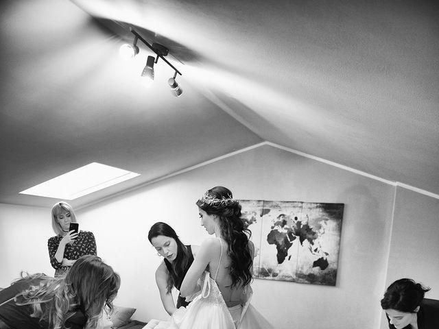 Il matrimonio di Alessandro e Alessia a Sesto Fiorentino, Firenze 11