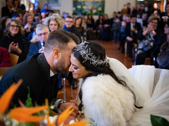 Il matrimonio di Alessandro e Alessia a Sesto Fiorentino, Firenze 14