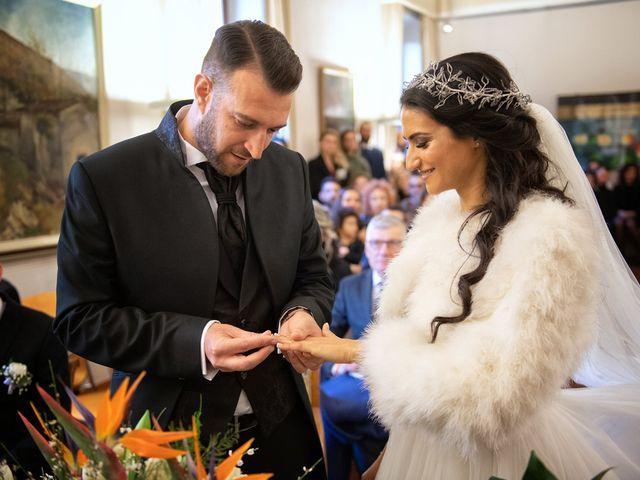 Il matrimonio di Alessandro e Alessia a Sesto Fiorentino, Firenze 15