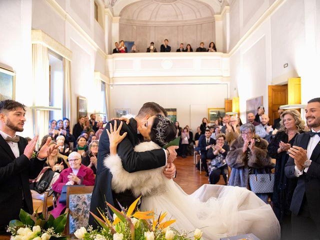 Il matrimonio di Alessandro e Alessia a Sesto Fiorentino, Firenze 16