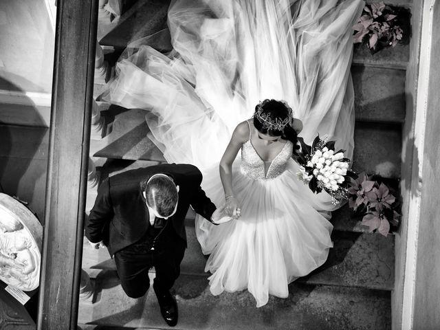 Il matrimonio di Alessandro e Alessia a Sesto Fiorentino, Firenze 18