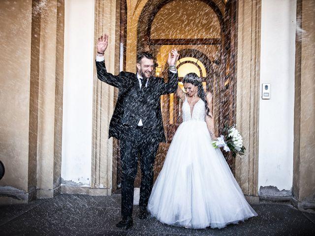Il matrimonio di Alessandro e Alessia a Sesto Fiorentino, Firenze 19