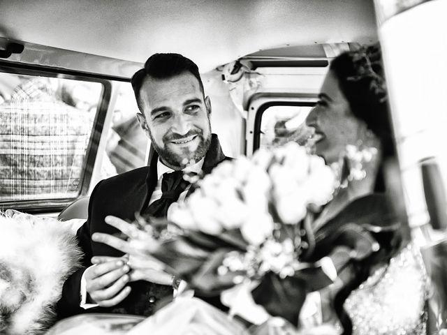 Il matrimonio di Alessandro e Alessia a Sesto Fiorentino, Firenze 20