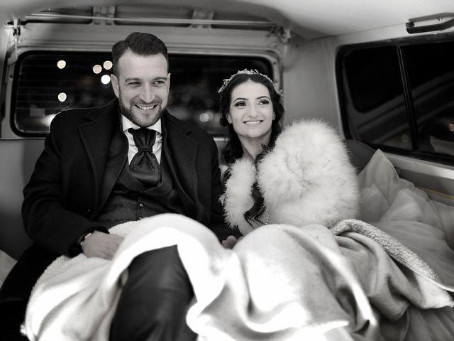 Il matrimonio di Alessandro e Alessia a Sesto Fiorentino, Firenze 27