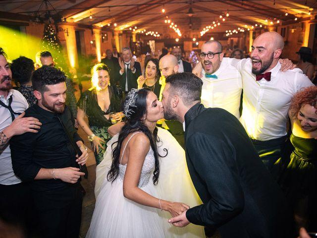 Il matrimonio di Alessandro e Alessia a Sesto Fiorentino, Firenze 31