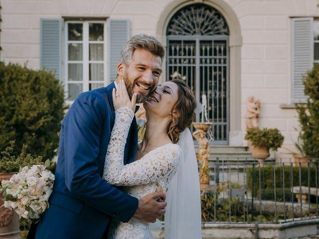 Il matrimonio di Jacopo e Donatella a Pisa, Pisa 53