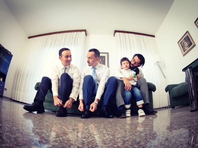 Il matrimonio di Alberto e Chiara a Brescia, Brescia 20