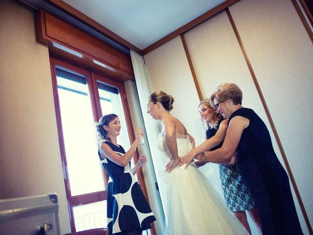 Il matrimonio di Alberto e Chiara a Brescia, Brescia 37