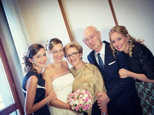 Il matrimonio di Alberto e Chiara a Brescia, Brescia 51