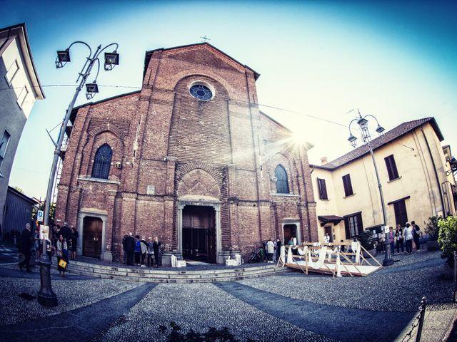 Il matrimonio di Alberto e Chiara a Brescia, Brescia 57