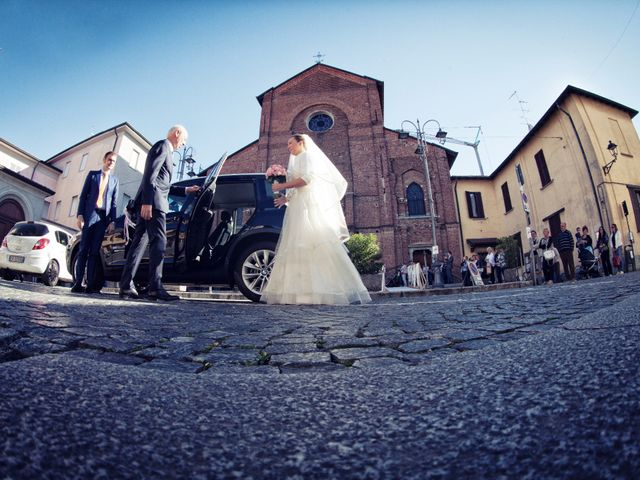 Il matrimonio di Alberto e Chiara a Brescia, Brescia 64