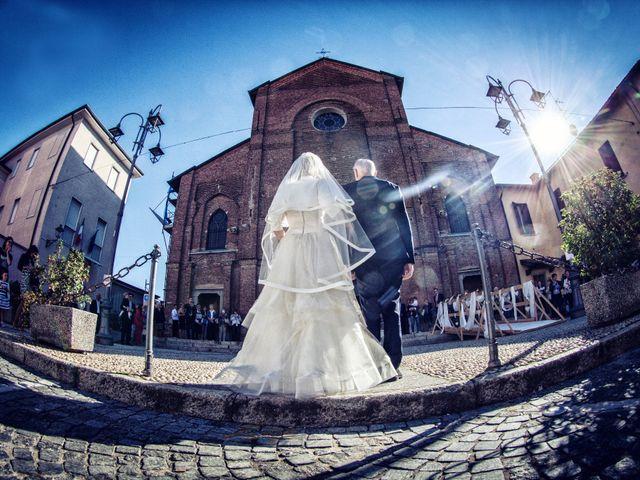 Il matrimonio di Alberto e Chiara a Brescia, Brescia 65