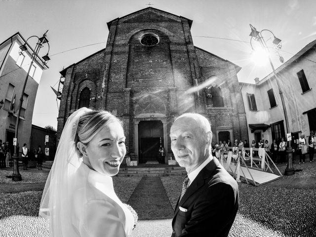 Il matrimonio di Alberto e Chiara a Brescia, Brescia 66