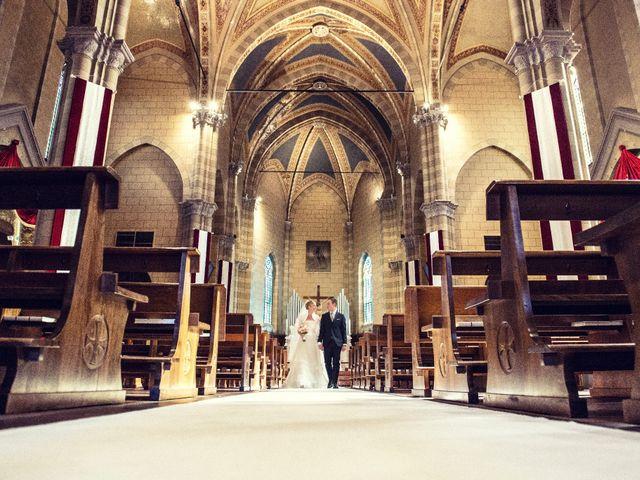 Il matrimonio di Alberto e Chiara a Brescia, Brescia 93