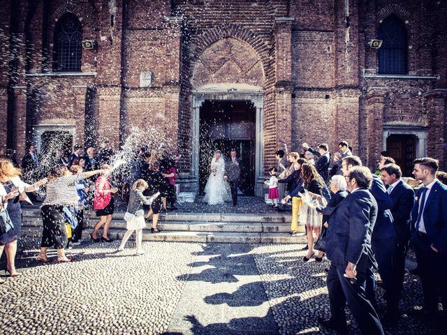 Il matrimonio di Alberto e Chiara a Brescia, Brescia 94