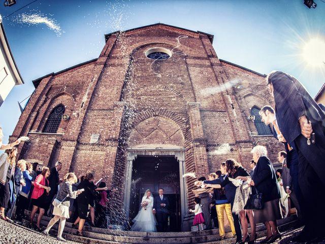 Il matrimonio di Alberto e Chiara a Brescia, Brescia 95