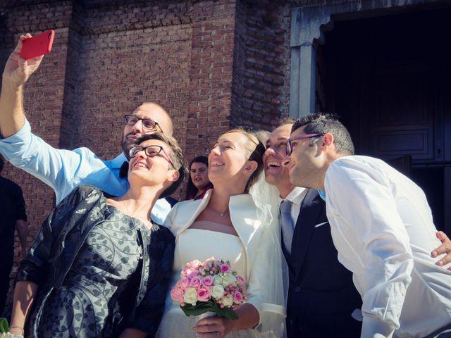 Il matrimonio di Alberto e Chiara a Brescia, Brescia 97