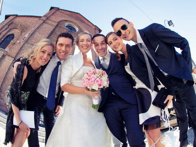 Il matrimonio di Alberto e Chiara a Brescia, Brescia 98