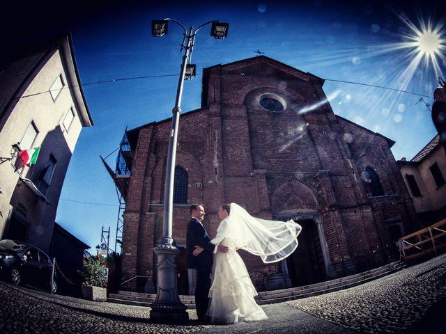 Il matrimonio di Alberto e Chiara a Brescia, Brescia 101