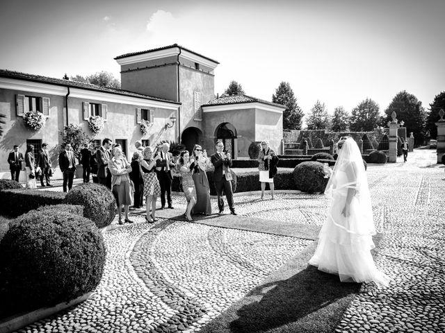 Il matrimonio di Alberto e Chiara a Brescia, Brescia 105