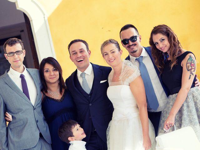 Il matrimonio di Alberto e Chiara a Brescia, Brescia 114