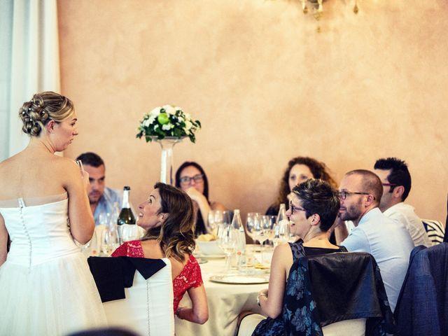Il matrimonio di Alberto e Chiara a Brescia, Brescia 120