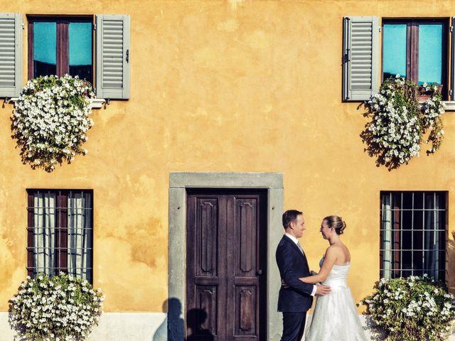 Il matrimonio di Alberto e Chiara a Brescia, Brescia 127
