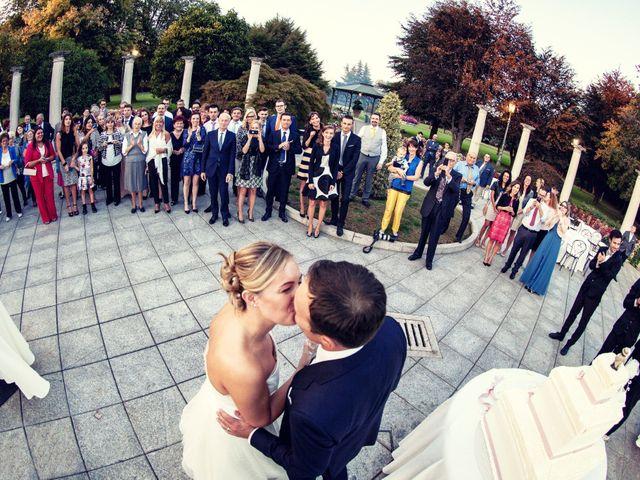 Il matrimonio di Alberto e Chiara a Brescia, Brescia 136