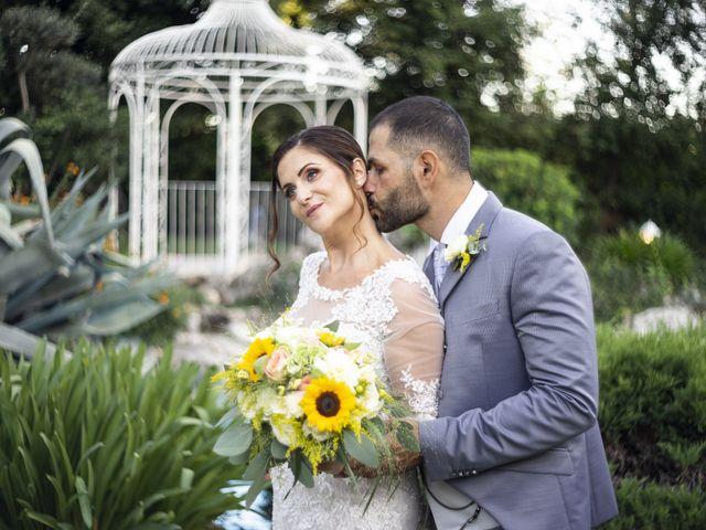 Le nozze di Fabiana e Giovanni