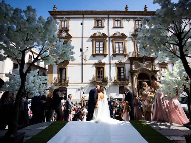 Le nozze di Marilù e Fausto