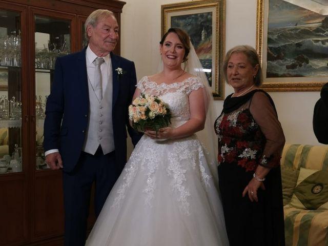 Il matrimonio di Raffaele e Micaela a Nettuno, Roma 2