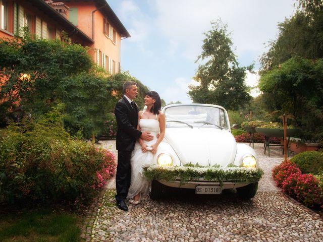 Il matrimonio di Roberto e Paola a Montichiari, Brescia 6