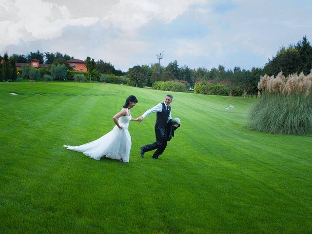 Il matrimonio di Roberto e Paola a Montichiari, Brescia 14