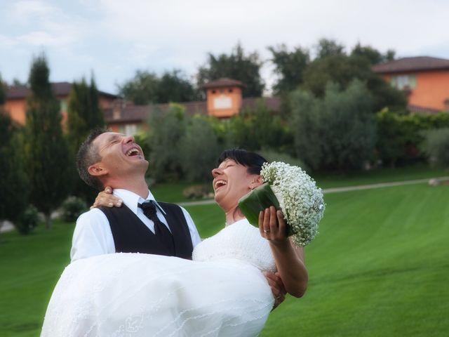 Il matrimonio di Roberto e Paola a Montichiari, Brescia 16