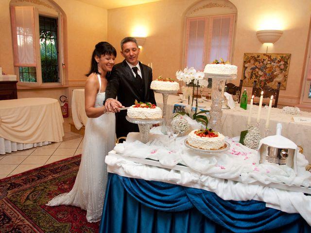 Il matrimonio di Roberto e Paola a Montichiari, Brescia 18