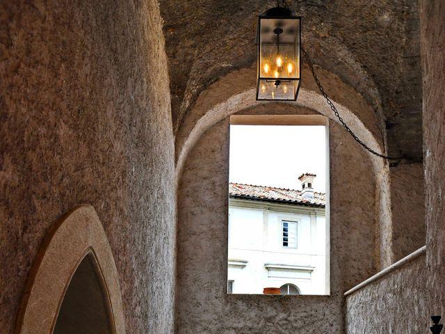 Il matrimonio di Marco e Loredana a Vicovaro, Roma 14