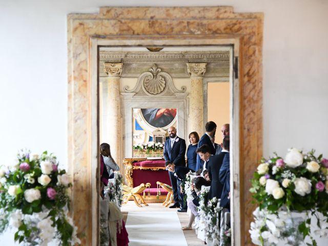 Il matrimonio di Marco e Loredana a Vicovaro, Roma 18