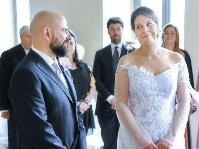 Il matrimonio di Marco e Loredana a Vicovaro, Roma 21