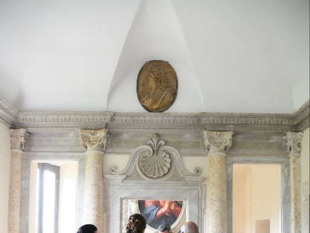 Il matrimonio di Marco e Loredana a Vicovaro, Roma 23