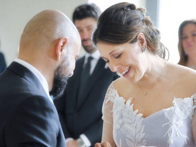 Il matrimonio di Marco e Loredana a Vicovaro, Roma 24